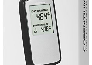 Corentium Home 223 Airthings Radon Gas Detector Review