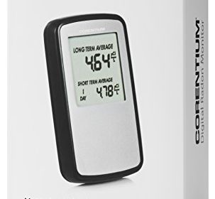 Corentium Home 223 Airthings Best Radon Gas Detector Review : : 2018