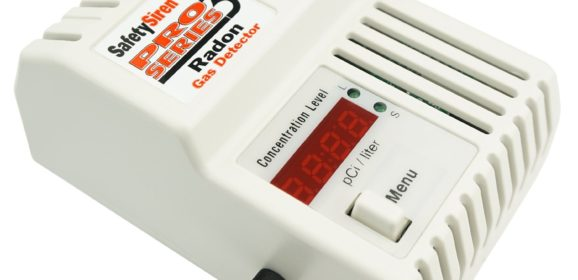 Safety Siren Pro Series3 Radon Gas Detector HS71512 Review