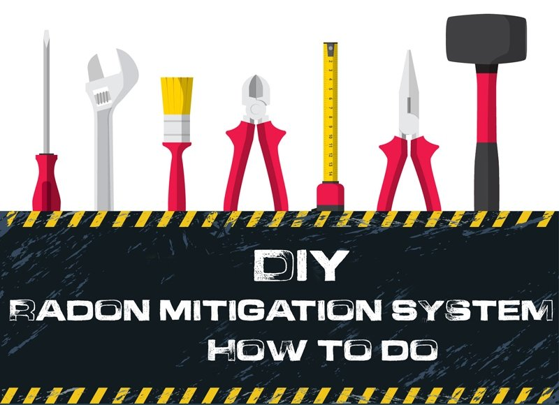 Diy radon mitigation systems how to do guide for home radon gas diy radon mitigation systems how to do solutioingenieria