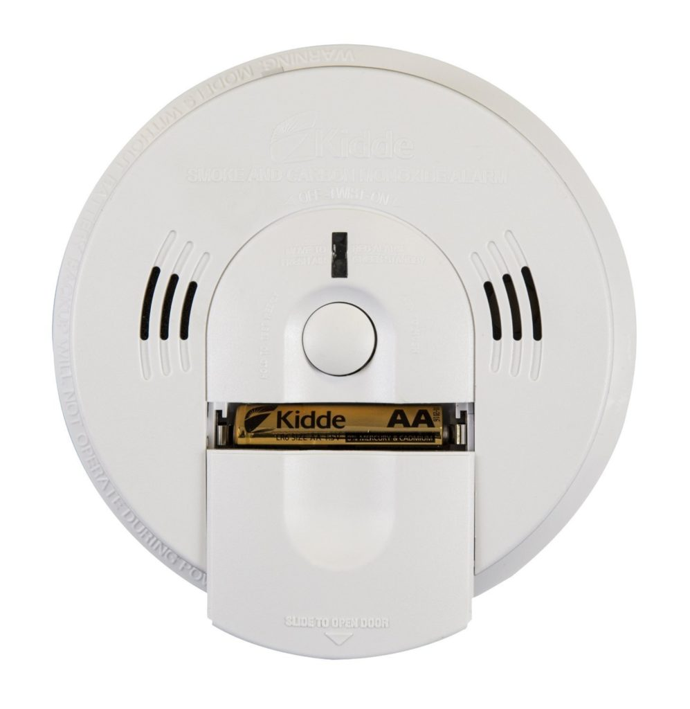Kidde Battery-Operated Combination SmokeCarbon Monoxide Alarm Review