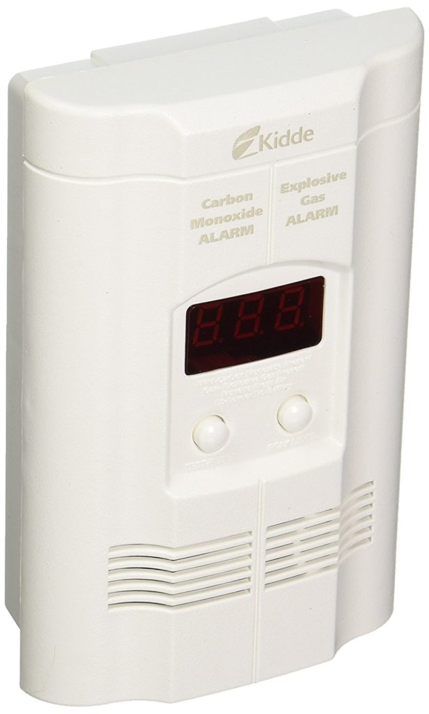 Kidde KN-COEG-3 Nighthawk Plug-In Carbon Monoxide and Explosive Gas Alarm Review