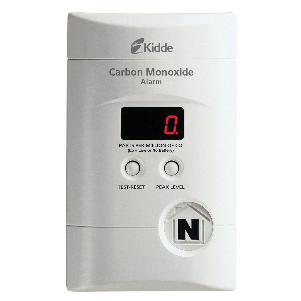 Kidde KN-COPP-3 Nighthawk Plug-In Carbon Monoxide Alarm with Battery Backup Review