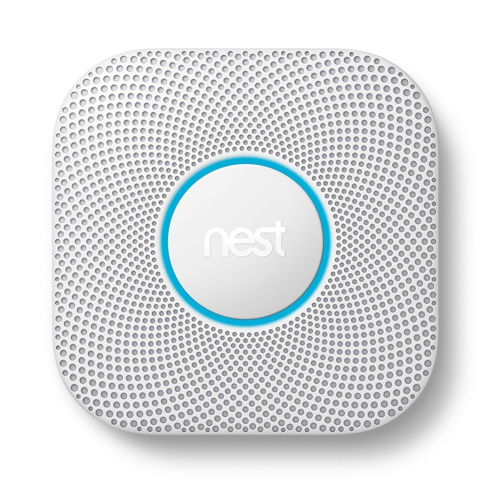 Nest Protect Smoke & Carbon Monoxide Alarm, Battery (2nd gen) Review- Top10 Best gas leak detectors for home safety