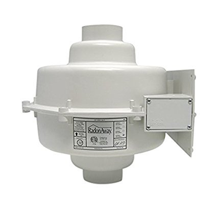 "Radonaway (23005 – 1) gp501 Radon Mitigation Fan (3"" Inch )Review"