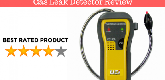 UEI Test Instruments CD100A Combustible Gas Leak Detector Review