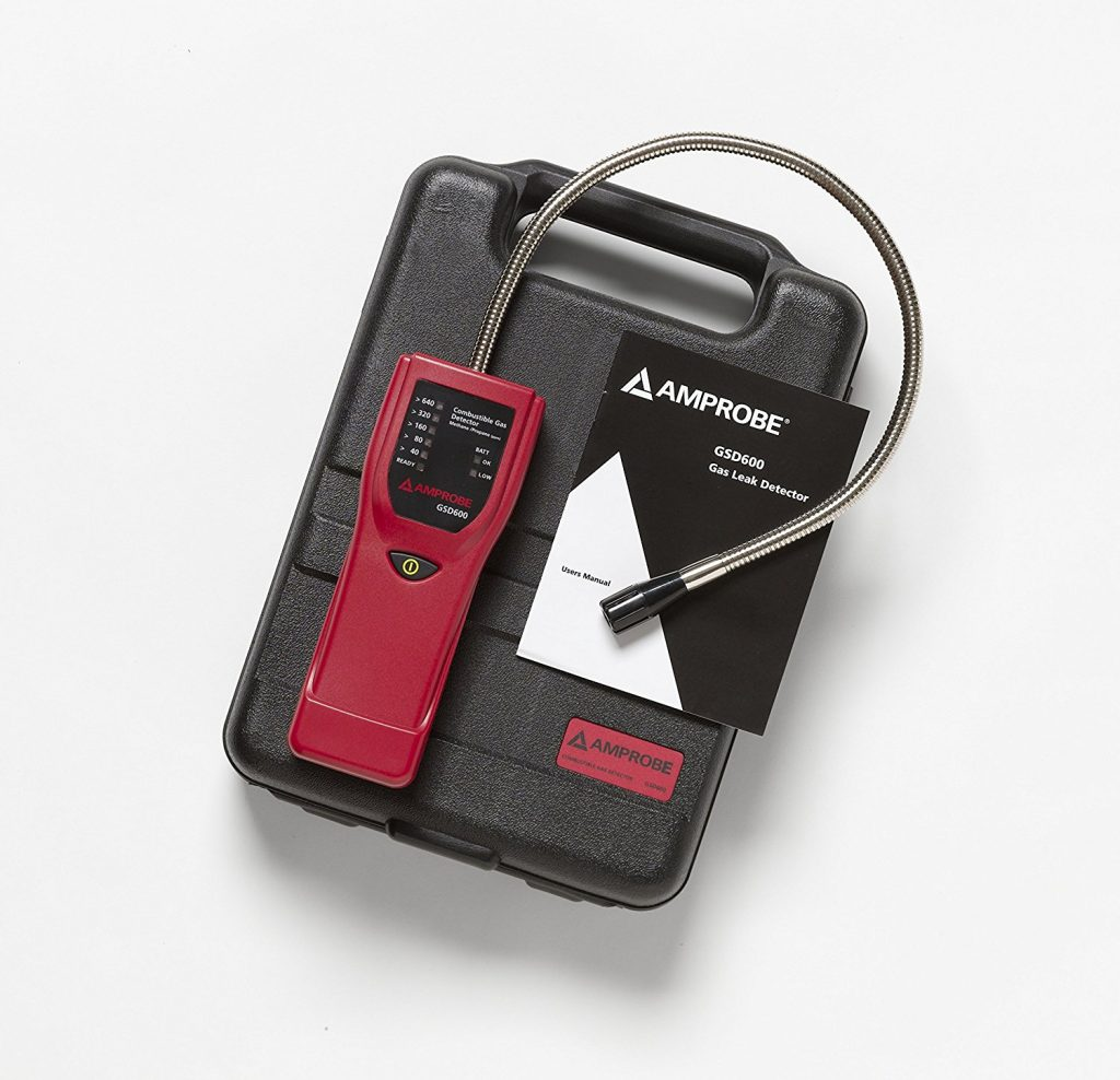Amprobe GSD600 Best Natural Gas Leak Detector Review