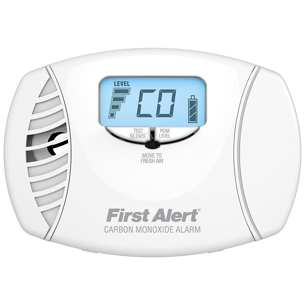 First-Alert-CO615 Dual-Power CarbonMonoxide Plug-InAlarm withBattery Backup Review