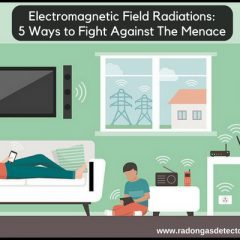 Electromagnetic Field Radiations: 5 Ways to Fight Against The Menace
