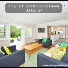How To Check Radiation Levels At Home?