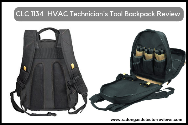 CLC 1134 's HVAC Tool Backpack -Best Backpack Amazon