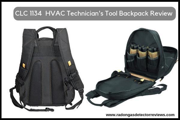 CLC 1134 's HVAC Tool Backpack -Best Backpack Amazon