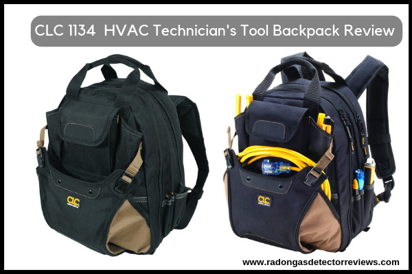 CLC 1134 's HVAC Tool Backpack Best Backpack