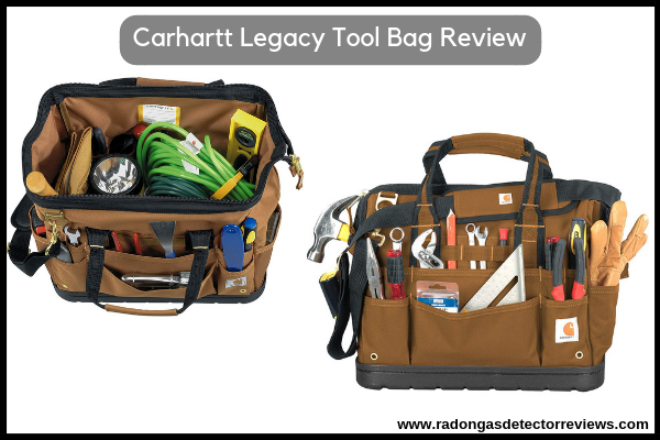 Carhartt Legacy Tool Bag Review for HVAC -Amazon