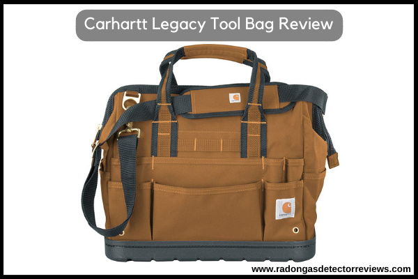 Carhartt Legacy Tool Bag Review for HVAC