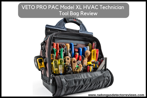 VETO PRO PAC Model XL HVAC Technician Tool Bag Review-Amazon