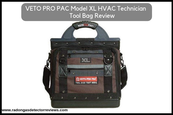 VETO PRO PAC Model XL HVAC Technician Tool Bag Review