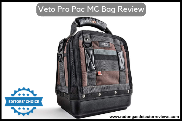 Veto Pro Pac MC Bag Review -Editor choice-Best HVAC Tool Bag