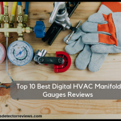 Best digital HVAC Manifold Gauges Reviews from Amazon: Top 10 (Updated 2021)