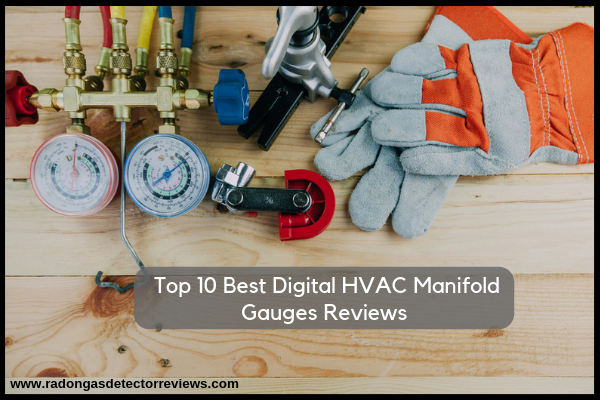 Top 10 Best Digital HVAC manifold gauges Reviews from Amazon