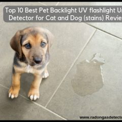 Best Pet Backlight UV Flashlight Urine Detector for Cat and Dog (stains) Review