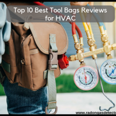 Top 10 Best Tool Bags Reviews for HVAC from Amazon (Updated 2021)