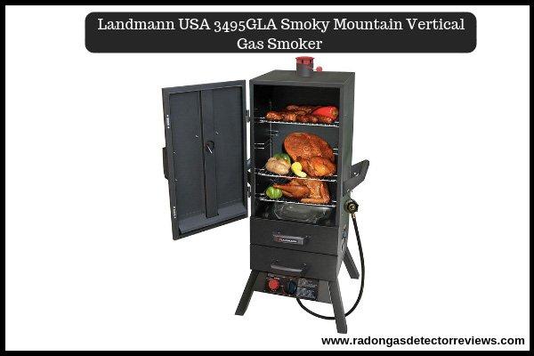 Landmann-USA-3495GLA-Smoky-Mountain-Vertical-Gas-Smoker-Review-Amazon