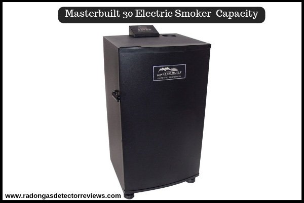Masterbuilt-30-Digital-Electric-Smoker-Capacity-Review