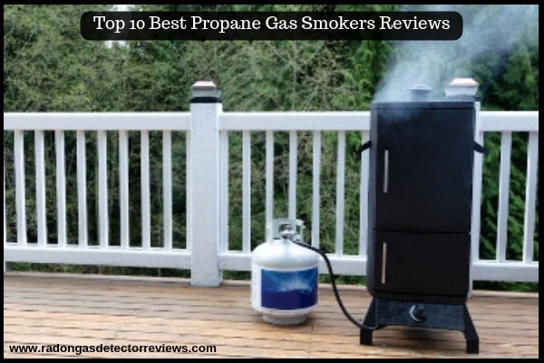 Top 10 Best Propane Gas Smokers Reviews