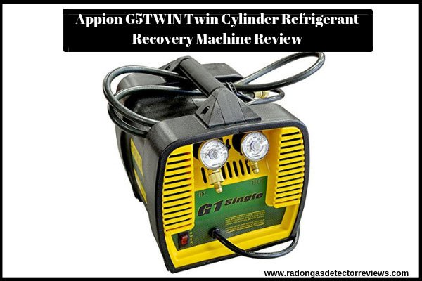 appion- g5twin-cylinder- refrigerant-recovery-machine-review