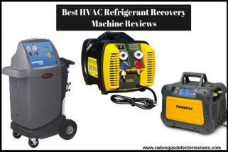 Best HVAC Refrigerant Recovery Machine Reviews: (Updated 2019)✅