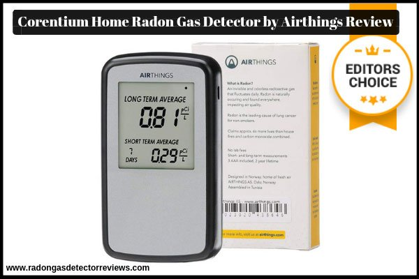 corentium-home-radon-gas-detector-by-rirthings-review-editor choice