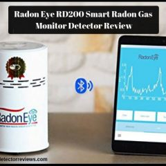 Radon Eye RD200 Smart Radon Gas Monitor Detector Review:Upd 2020