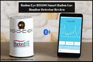 Radon Eye RD200 Smart Radon Gas Monitor Detector Review:Upd 2019