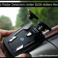 Best Radar Detectors Under $100 dollars Review -Top 10 [Upd 2020]