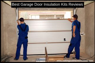 Best Garage Door Insulation Kits Reviews Amazon: Top 10 (Upd 2021)