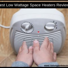 Best Low Wattage Space Heaters Reviews Amazon: Updated 2021