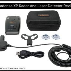 Radenso XP Radar And Laser Detector Review from Amazon : Upd 2020