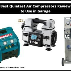 Best Quietest Air Compressors Review to Use in Garage|Must buy in 2021